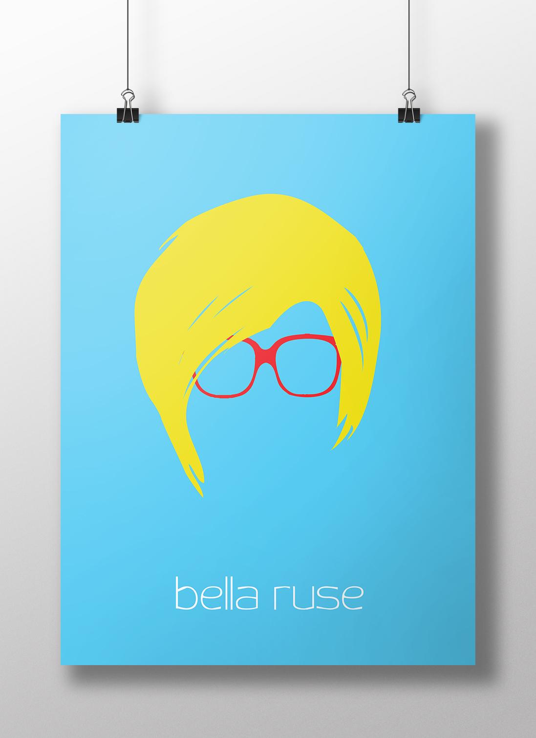 Bella Ruse Poster