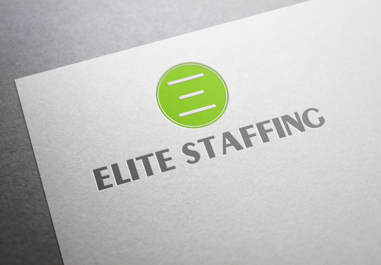Elite Staffing Company