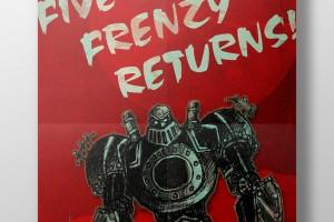 Five Iron Frenzy Promo Poster 2