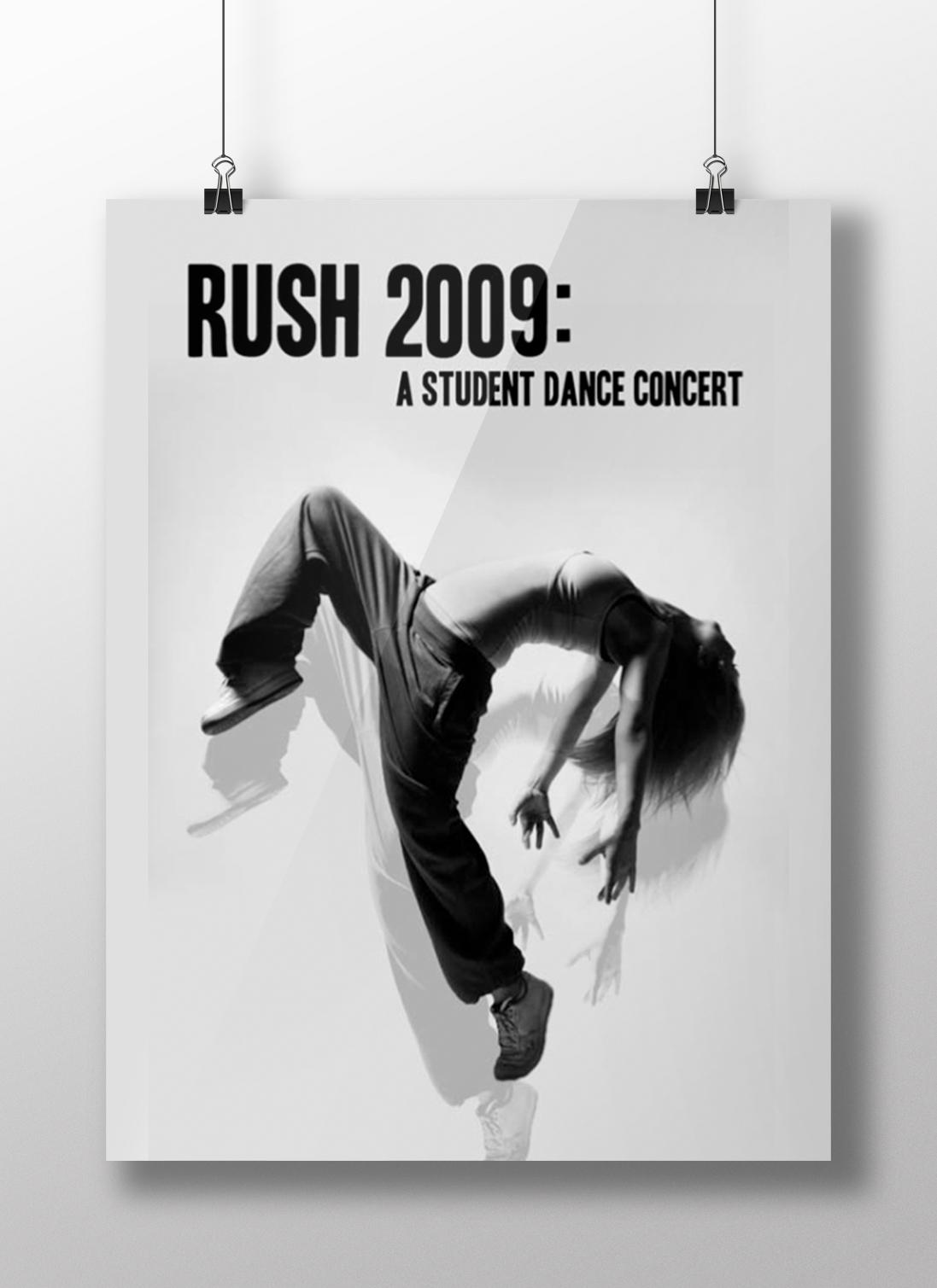 RUSH 2009 Poster