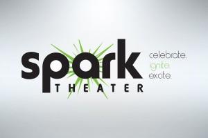 Spark Theater Branding