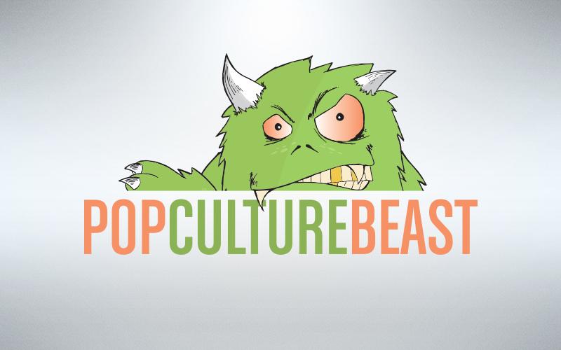 Pop Culture Beast Logo